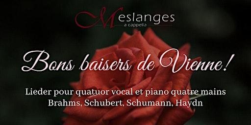 Bons baisers de Vienne!