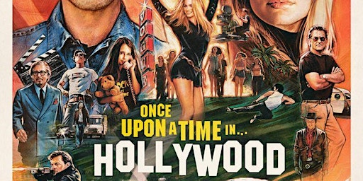 Spoorhuis Filmhuis: Once Upon a Time in...Hollywood