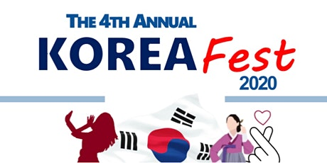 4th Annual NC KoreaFest 2020 tickets