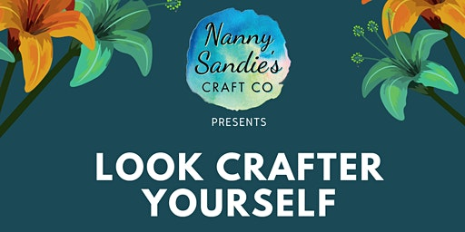 Look Crafter Yourself - A Craft Workshop to Boost Your Wellbeing