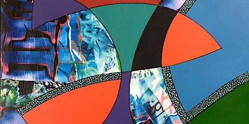Opening Reception: Organized Chaos #1 Graffiti, Geometric Shapes & Patterns