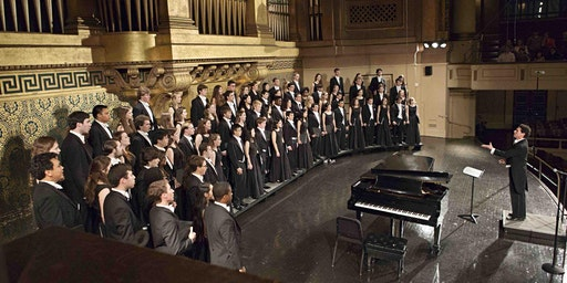 Yale Glee Club - In Concert