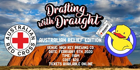 Drafting with Draught: Australian Relief Edition tickets