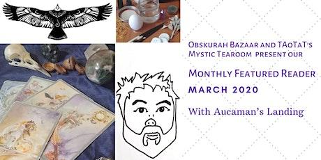 Aucaman's Landing: Readings, Healings, Magicks and Conjure tickets