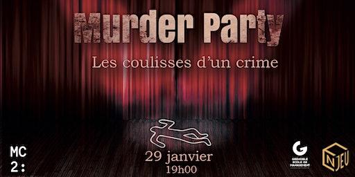 MURDER PARTY 29 JANVIER 2019