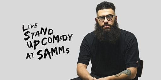 Live Stand up Comedy with Headliner Jamali Maddix