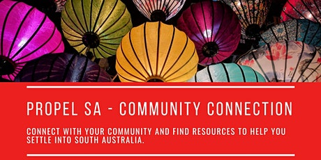 Propel SA - Community Connection tickets