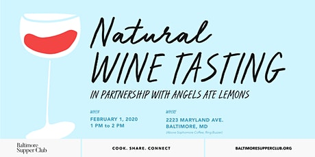 BSC Outing: Natural Wine Tasting with Angels Ate Lemons tickets