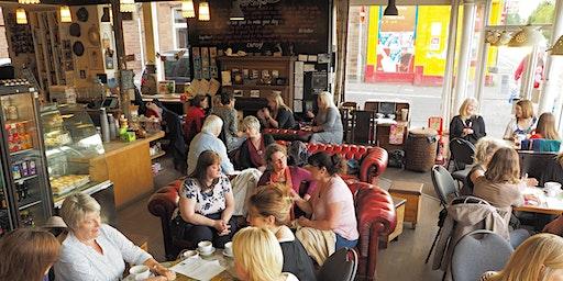 Menopause Cafe, Perth