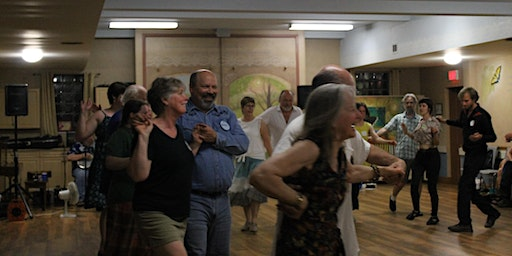 New England contra dance