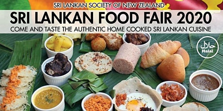 Sri Lankan Food Fair 2020 tickets