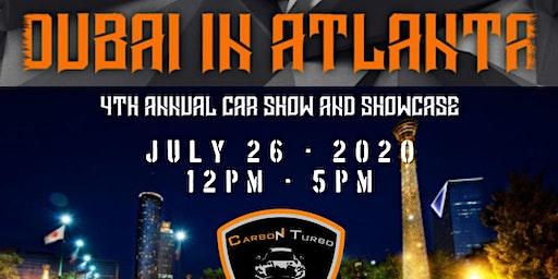 Dubai in Atlanta - 4th Annual Car Show