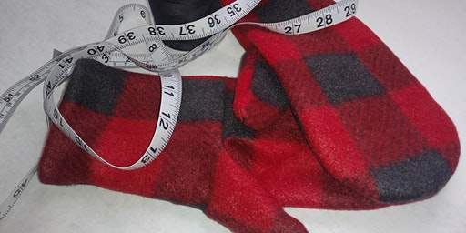 Sewing Sewcial- Cozy Fleece Mittens