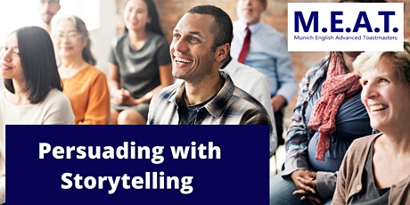 Persuading with Storytelling tickets