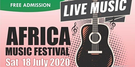 African Music Festival (AMF 2020) tickets