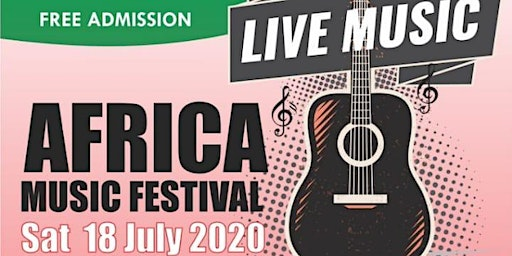 African Music Festival (AMF 2020)