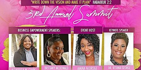 God's GEMS 3rd Annual Summit tickets