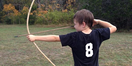 Youth Bow & Arrow Making Weekend