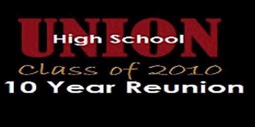 UHS Class of 2010 High School Reunion
