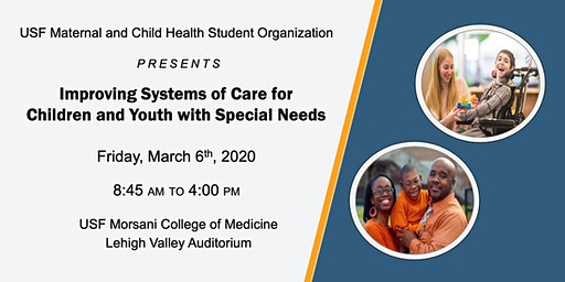 MCHSO Symposium 2020: Children and Youth with Special Needs