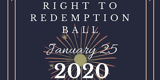 Right to Redemption Ball