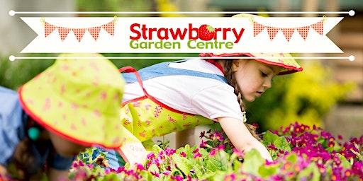 Little Gardeners: Create & Make 2020 (Half Term), Strawberry Garden Centre, Uttoxeter ST14 5BE