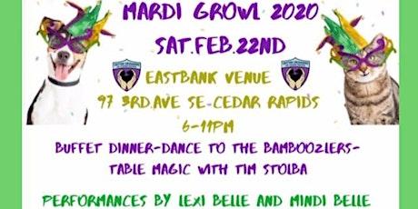 Mardi Growl 2020 tickets