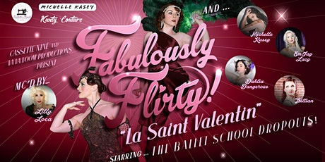Fabulously Flirty - La Saint Valentin tickets