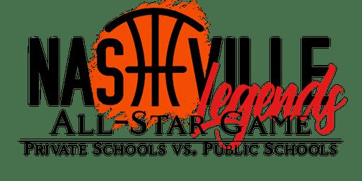 Nashville Legends All-Star Game: Private Schools vs Public Schools