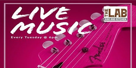 Live Music at The Lab Bar and Kitchen tickets