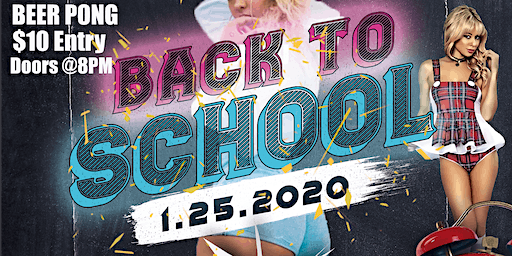 Back to School Party @ 585 Main