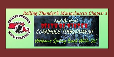 2nd Annual Death of Winter Cornhole Tournament tickets