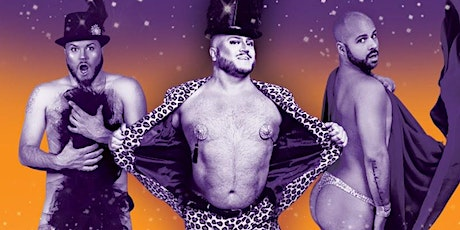 The Breakfast Club: Philly's All Male Burlesque Brunch! billets