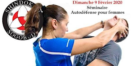 Cours Autodéfense pour Femmes: Dimanche 9 Février 2020 billets
