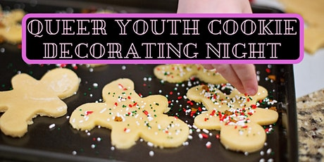 Queer Youth Cookie Decorating Night tickets