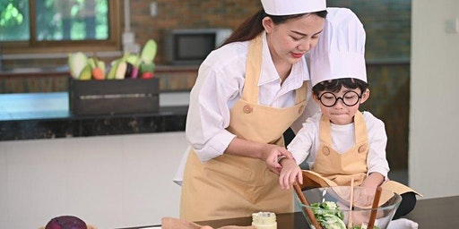 Join us for a fun Asian cooking class (materials included)!