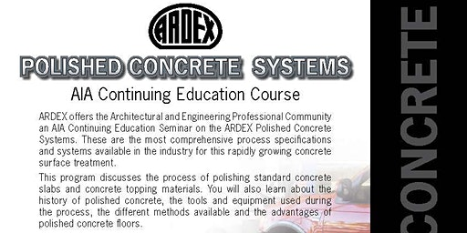 CSI Greenville January Program presented by Ardex