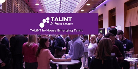 TALiNT In-House Leaders Emerging Talent Tickets