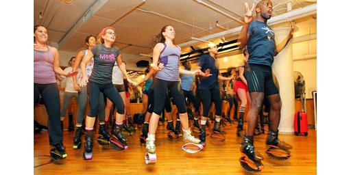 Kangoo for a Cause with Jackrabbit Morristown