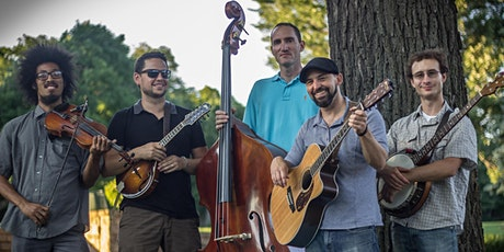 Bluegrass Night at The Parlor tickets