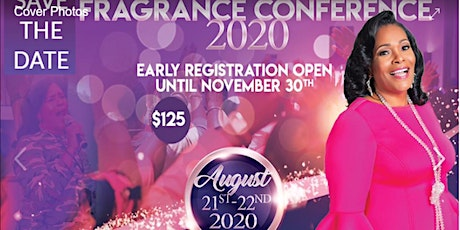Fragrance Conference 2020 tickets