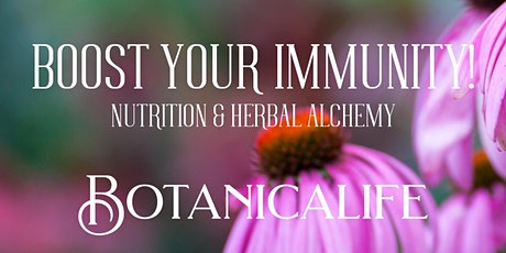 Boost Your Immunity!  Stay Healthy Through The Seasons. tickets