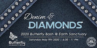 Denim & Diamonds | 2020 Butterfly Bash | Saturday May 9th