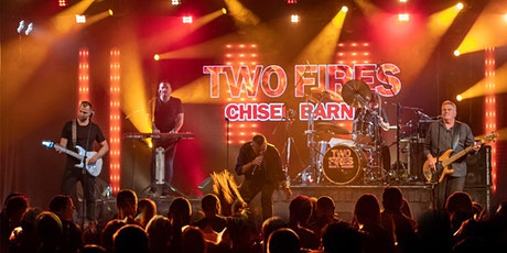 Two Fires Chisel Barnes Show @ The Seals tickets