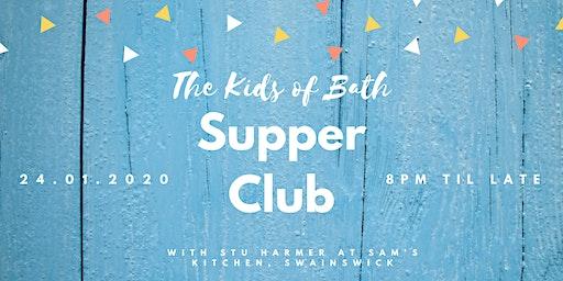 The Kids of Bath Supper Club with Chef Stu Harmer