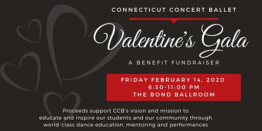 CONNECTICUT CONCERT BALLET'S 2020 Valentine's Gala