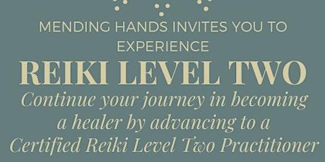 Usui Shiki Ryoho Reiki Level Two tickets