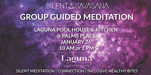 Group Meditation + Reflection Brunch