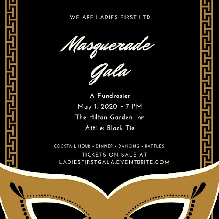 Ladies First Masquerade Gala image