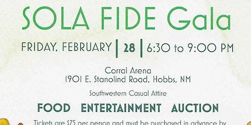 VCCA Sola Fide Gala